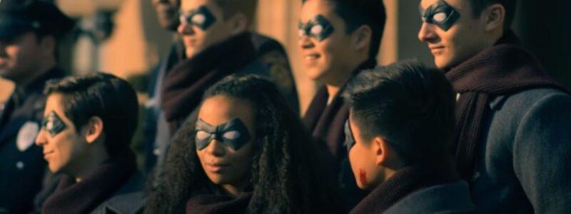 Umbrella Academy: la serie sin supermanes de código moral intachable